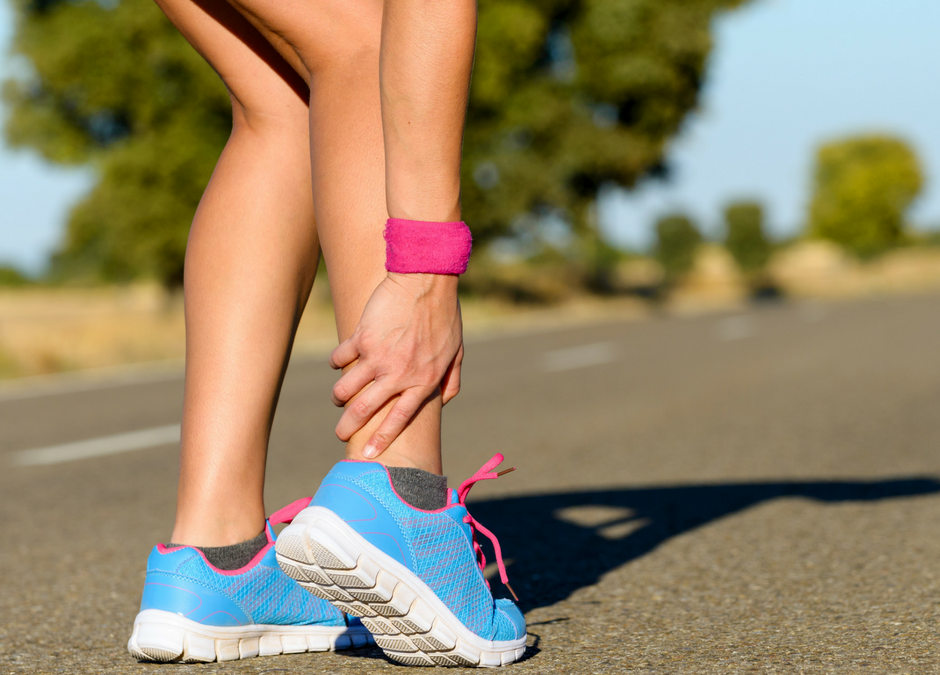 What is the best way to rehab my sprained ankle?