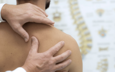 Suffering With Sharp Shoulder Pain?