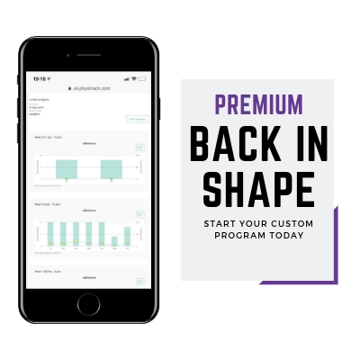 back in shape premium