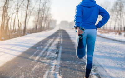 How To Make Running In Winter More Comfortable