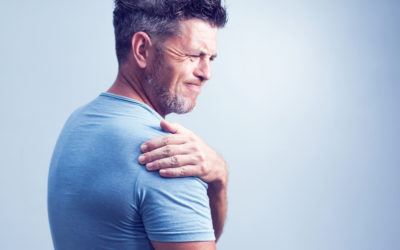 What Is The Cause Of Deep Pain At The Front Of The Shoulder?
