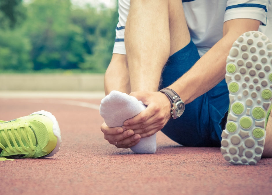 5 Common Running Injuries