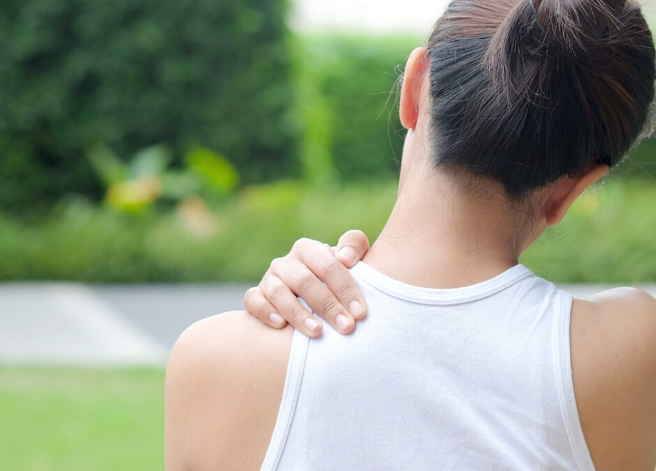 Our Approach to Neck & Shoulder Pain