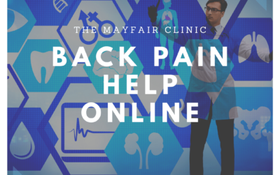 Online Back Pain Appointment
