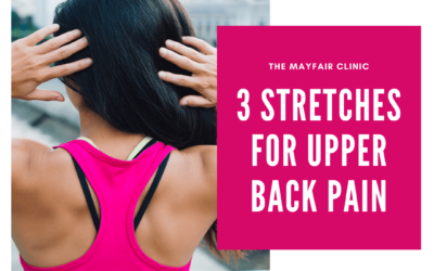 Stretches For Upper Back Pain