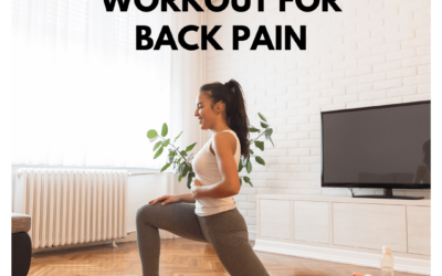 Best Home Routine For Back Pain