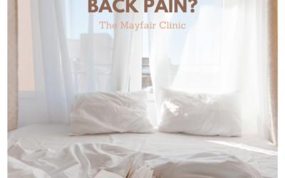 Should I Do Nothing If I Have Back Pain?