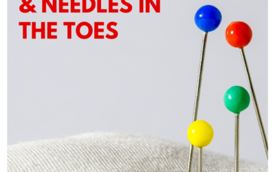Why do I Have Pins & Needles In My Toes?